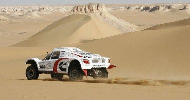 Vuelve el Rallye Faraones de Egipto