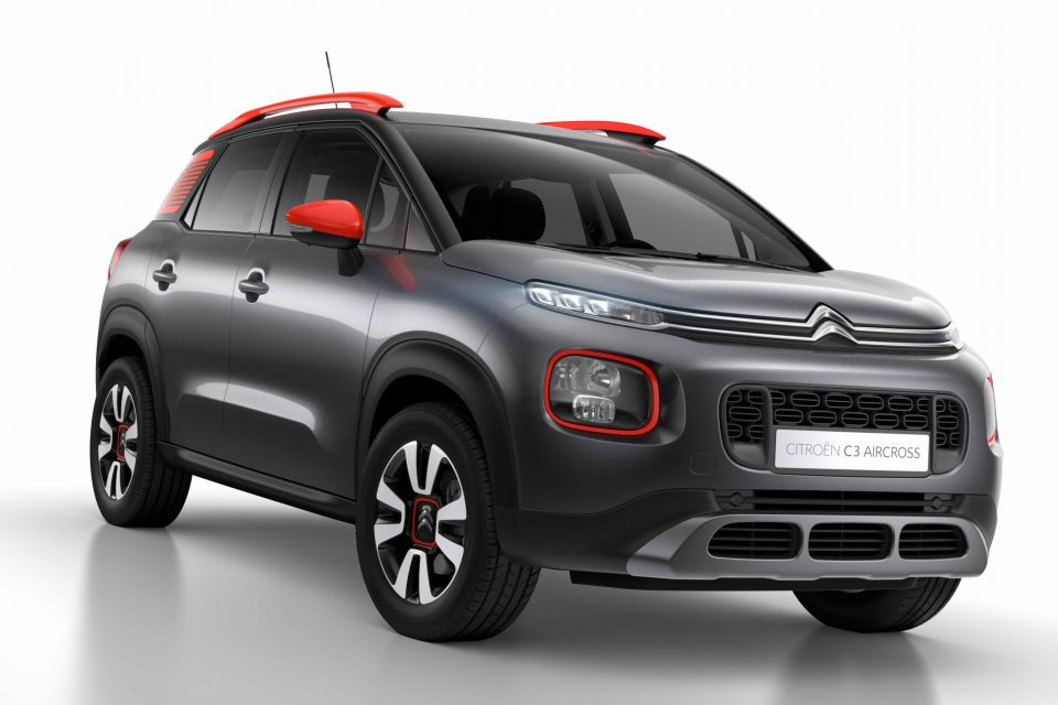 La ofensiva SUV de Citroën se hace realidad con el desembarco del C3 Aircross