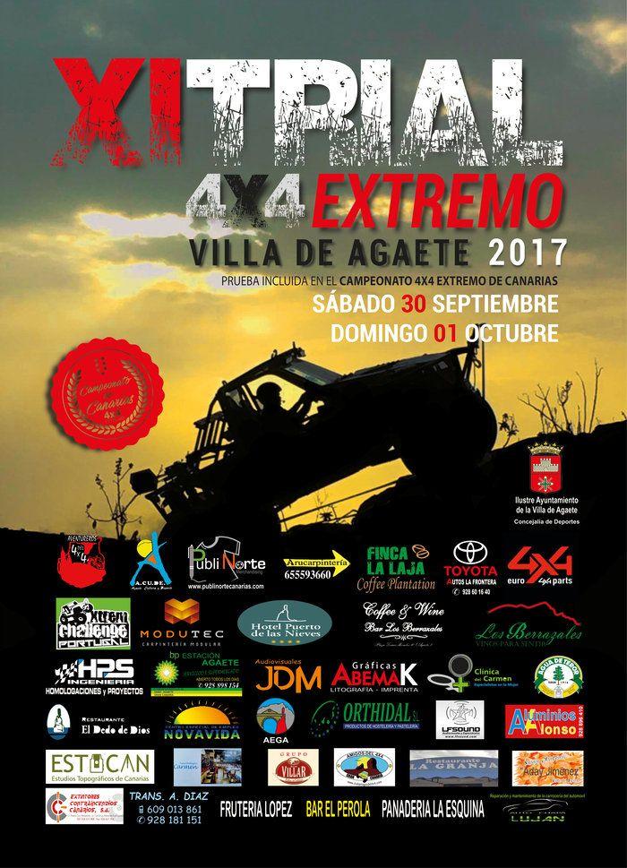 XI trial 4x4 Extremo Villa de Agaete 201