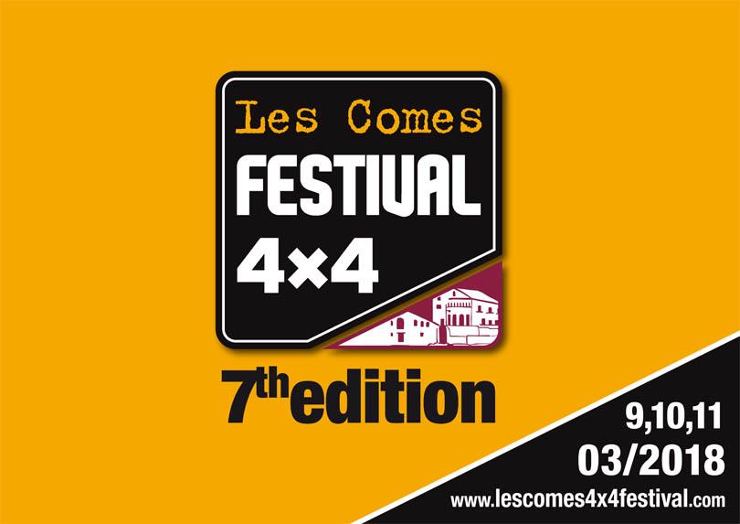 Les Comes Festival 4x4 2018