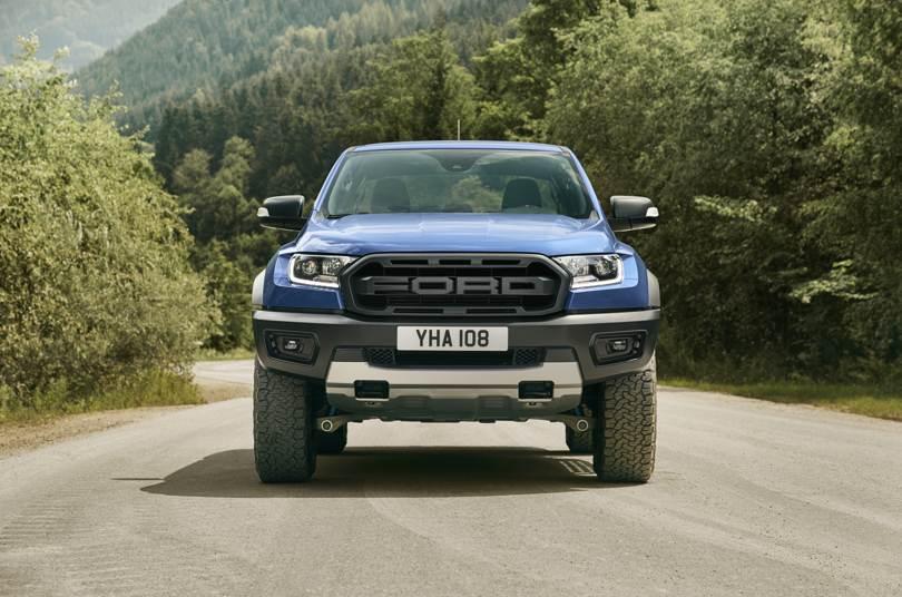 El nuevo Ford Ranger Raptor llega a Europa