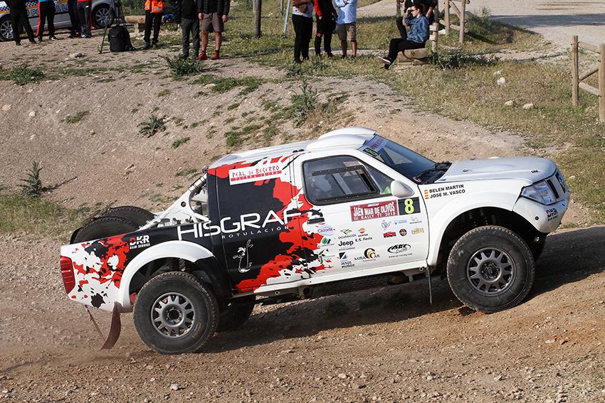 Inscripción de lujo en el Rallye Todoterreno Cuenca 2019