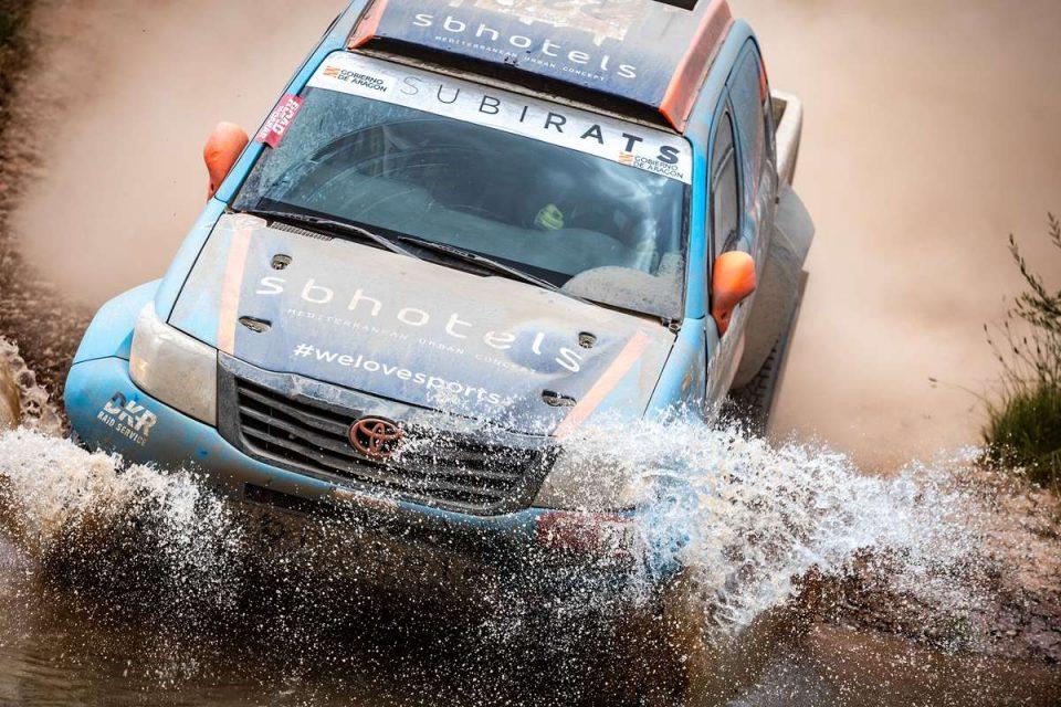 El SB Hotels Rally Team quiere culminar su gran año en la última cita del CERTT
