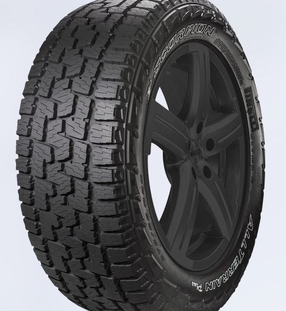 Nuevo Pirelli Scorpion All Terrain Plus