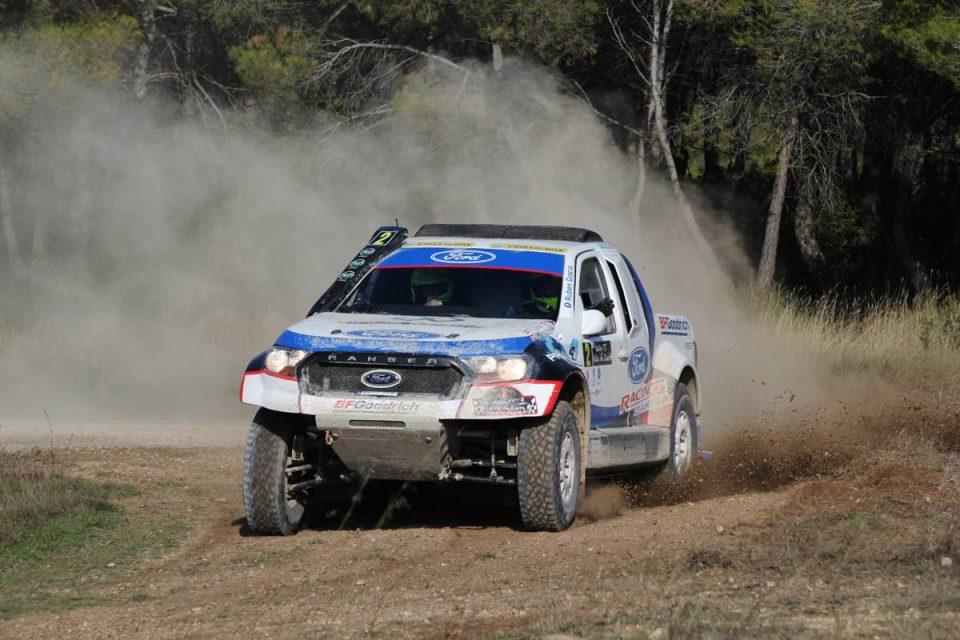campeon rallyes tt 2018 ruben gracia
