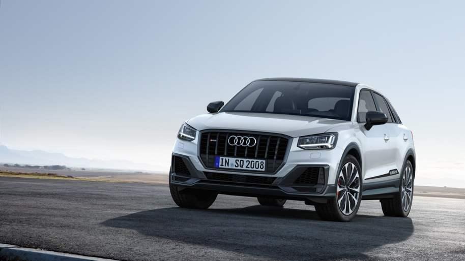 Audi presenta el SQ2