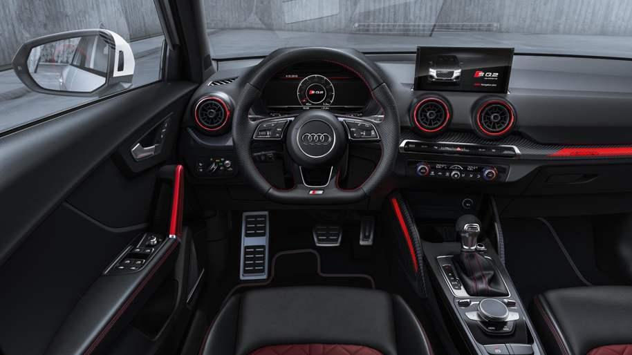 El diseño llamativo se combina con una conducción tremendamente divertida: Audi presenta el SQ2. El nuevo modelo tope de gama en la familia Q2