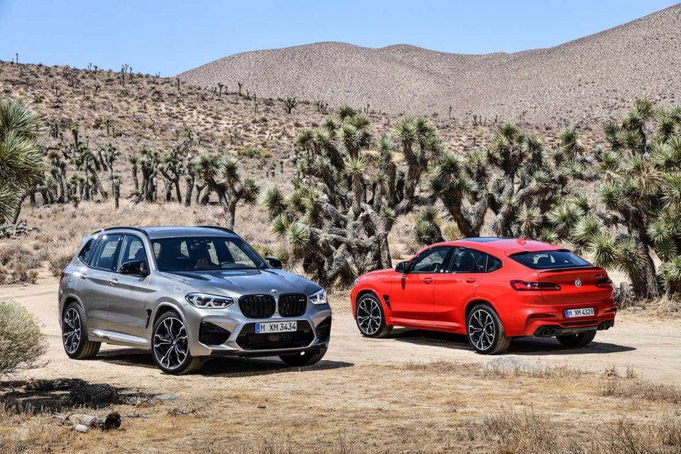Nuevos BMW X3 y X4, para amantes de las sensaciones fuertes