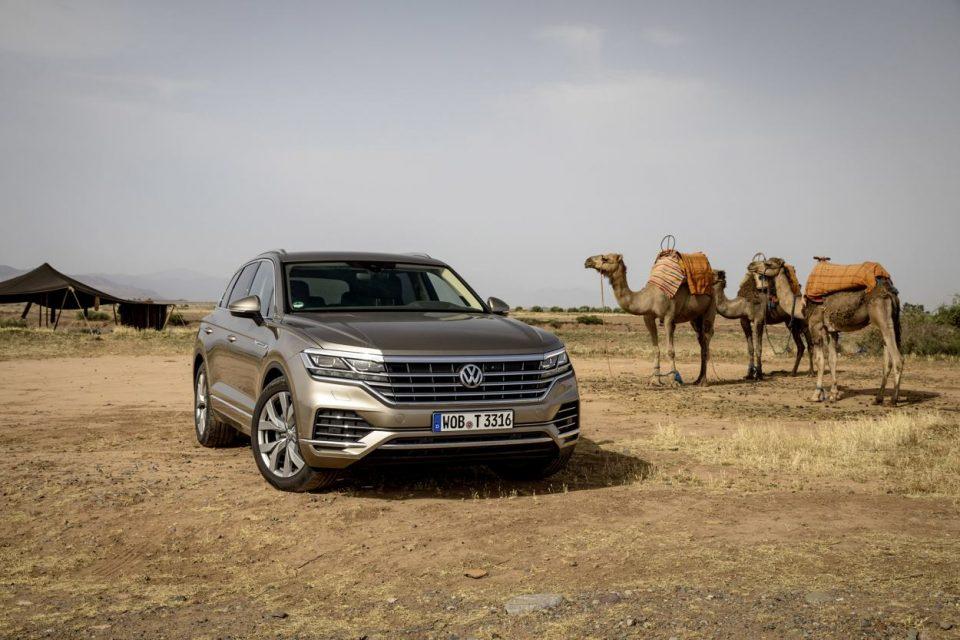 Volkswagen Driving Experience, Aventura por Marruecos