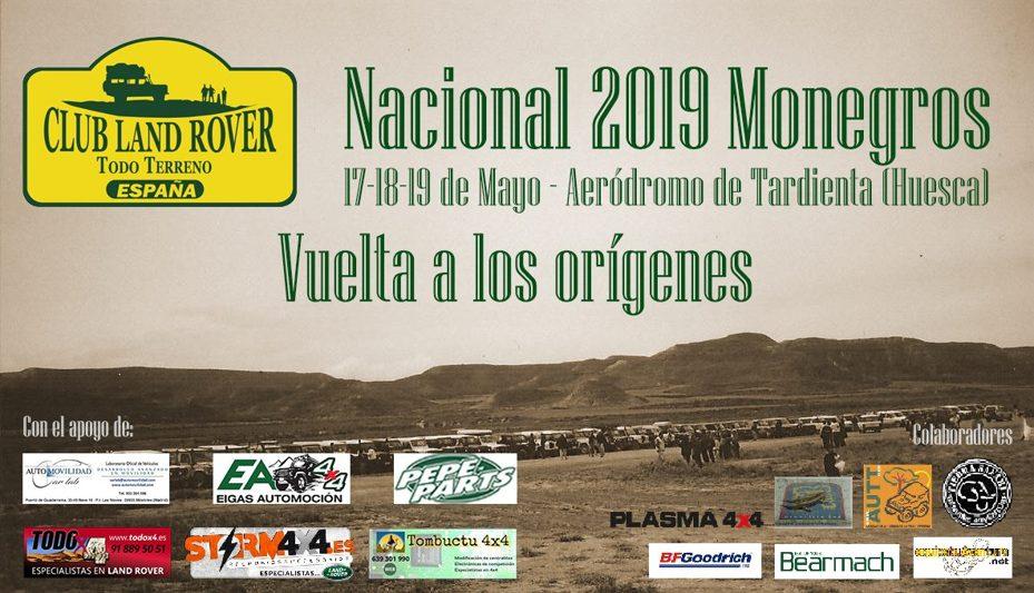 El Club Land Rover TT España celebra su XVI Encuentro Nacional