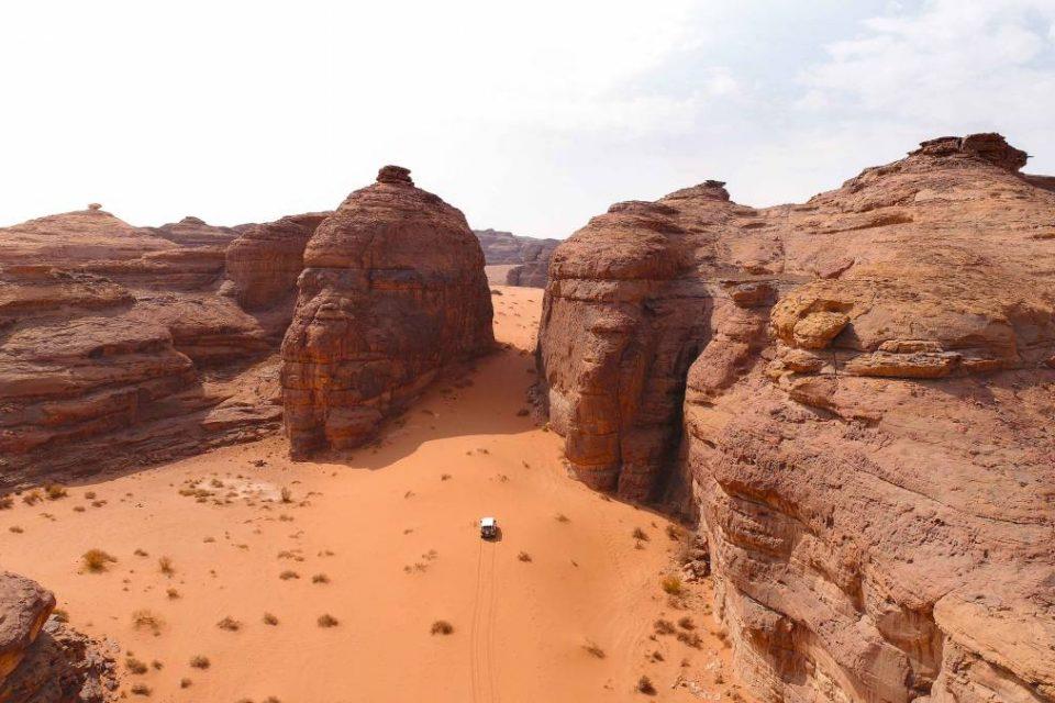El Dakar desembarca en Arabia Saudita