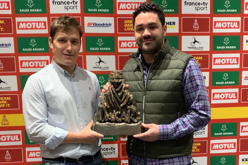 Rubén Gracia estará en la salida del novedoso Dakar 2020