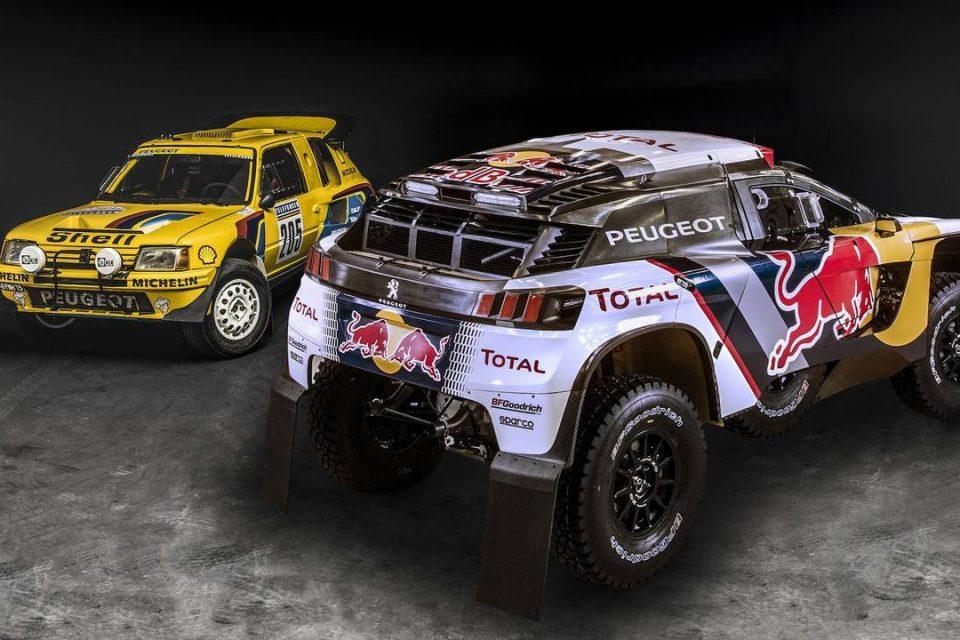 4 campeones del mundo de rallyes que ganaron el Dakar