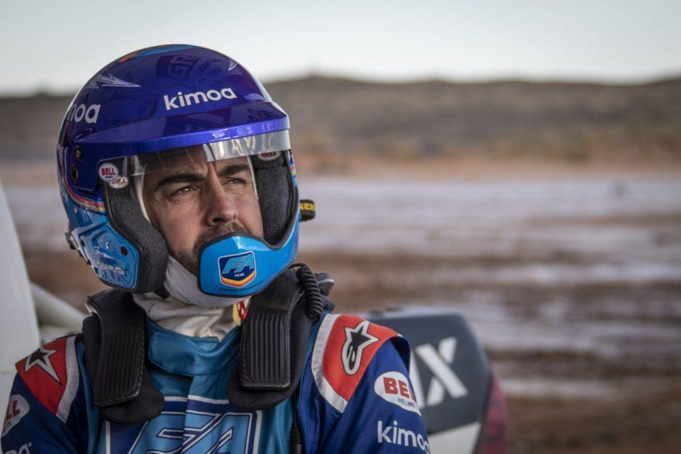 Si. Fernando Alonso correrá el rally Dakar 2020