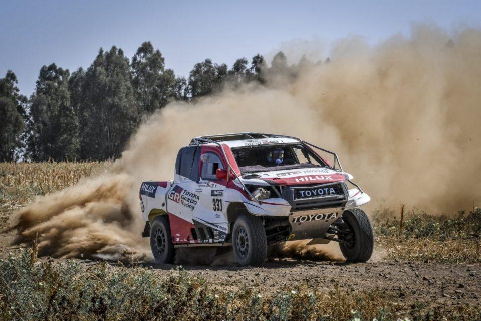 Fernando Alonso y Marc Coma seguirán acumulando experiencia en el Rally de Marruecos