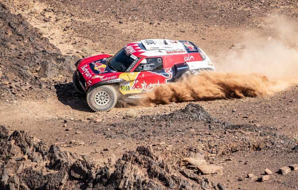 Los Peterhansel consiguen la Copa del Mundo FIA de Rallyes Cross-Country
