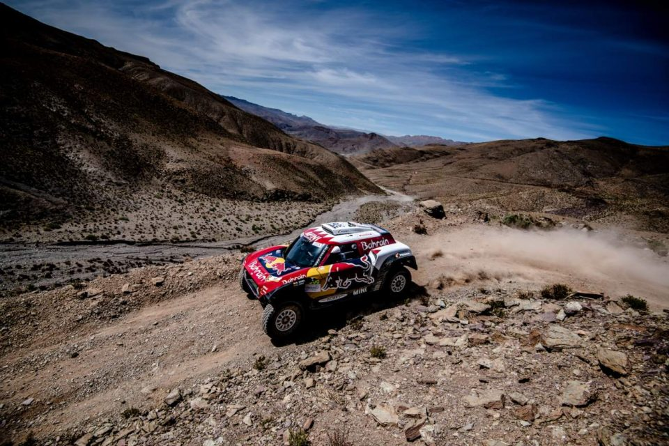 Segundo puesto para Carlos Sainz y Lucas Cruz en el Rally de Marruecos 2019